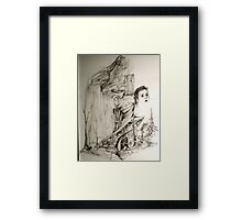 A Child's View Framed Print