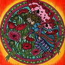 The Poppy Fairy by CherrieB