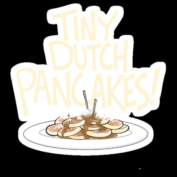 Tiny Dutch Pancakes! by caanan