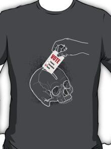 Vote Death T-Shirt