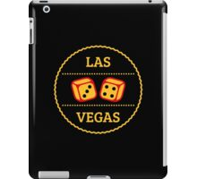 Las Vegas Patch (Nevada / 4C) iPad Case/Skin