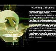 AWAKENING & EMERGING by Madeline M  Allen