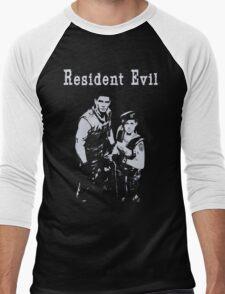 Resident Evil Men's Baseball ¾ T-Shirt