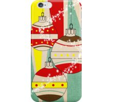 christmas card iPhone Case/Skin