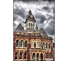 Grantham Town Hall Photographic Print