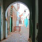 Tunis Alleyway by Tom Gomez