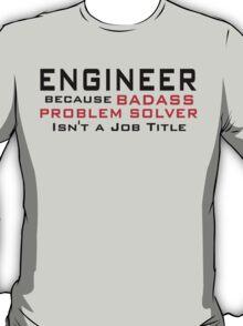 Engineer T-Shirt