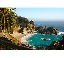McWay Falls Photographic Print