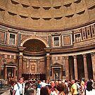 Pantheon Interior III by Tom Gomez