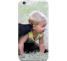 Have you heard this one? iPhone Case/Skin