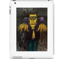 Franky Free iPad Case/Skin