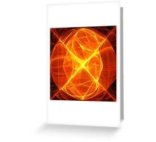 Oranges and Lemons Greeting Card