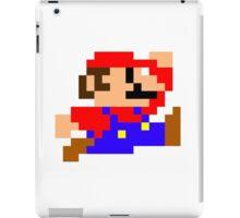 Super Mario - Pixel - Retro Games iPad Case/Skin