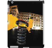Play While You Can iPad Case/Skin