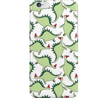 Bobble Hat Dinosaurs iPhone Case/Skin