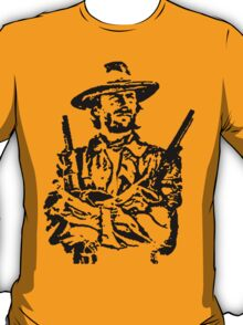 outlaw josie wales t-shirt T-Shirt