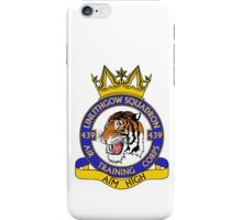 439 (Linlithgow) Squadron (White) iPhone Case/Skin