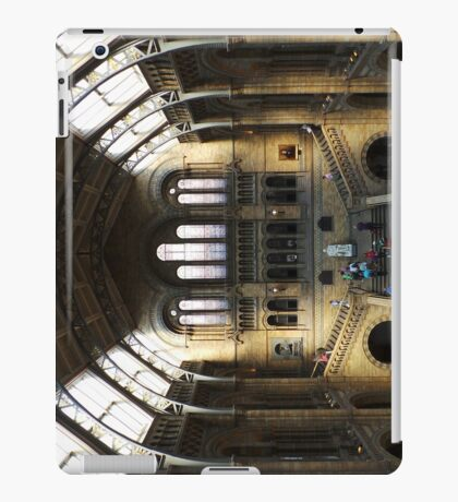 Natural History Museum, London iPad Case/Skin