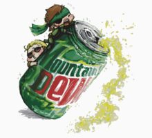 Snake & Miller on a... mountain dew. by Unsigned