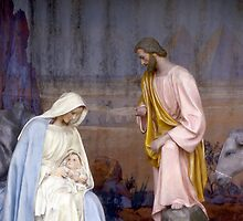 Holy Family by mecab