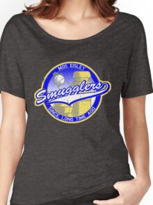 Smugglers Women's Relaxed Fit T-Shirt