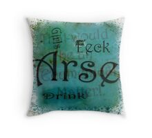 Terms of Endearment Throw Pillow
