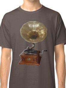 gramophone t-shirt Classic T-Shirt