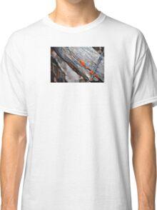 between the cracks Classic T-Shirt
