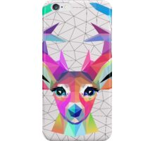 low poly art iPhone Case/Skin