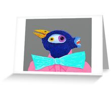 Aident Itty Crysis Greeting Card