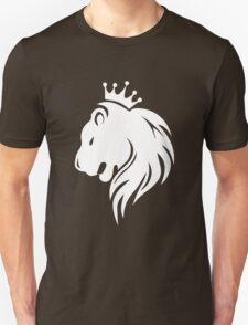 King White Unisex T-Shirt