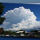 Storm over Tolga by Chris Cohen