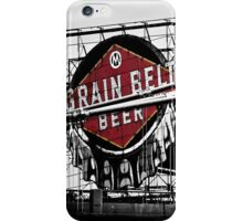 Nicollet Island treasure iPhone Case/Skin