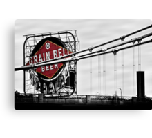Nicollet Island treasure Canvas Print