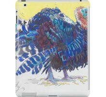 Turkey Bird iPad Case/Skin