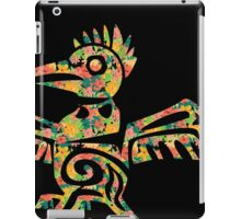 Mayan Floral Bird iPad Case/Skin
