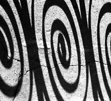 Charleston Iron Swirls by Benjamin Padgett