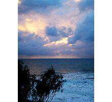 Cloud Breaks Photographic Print
