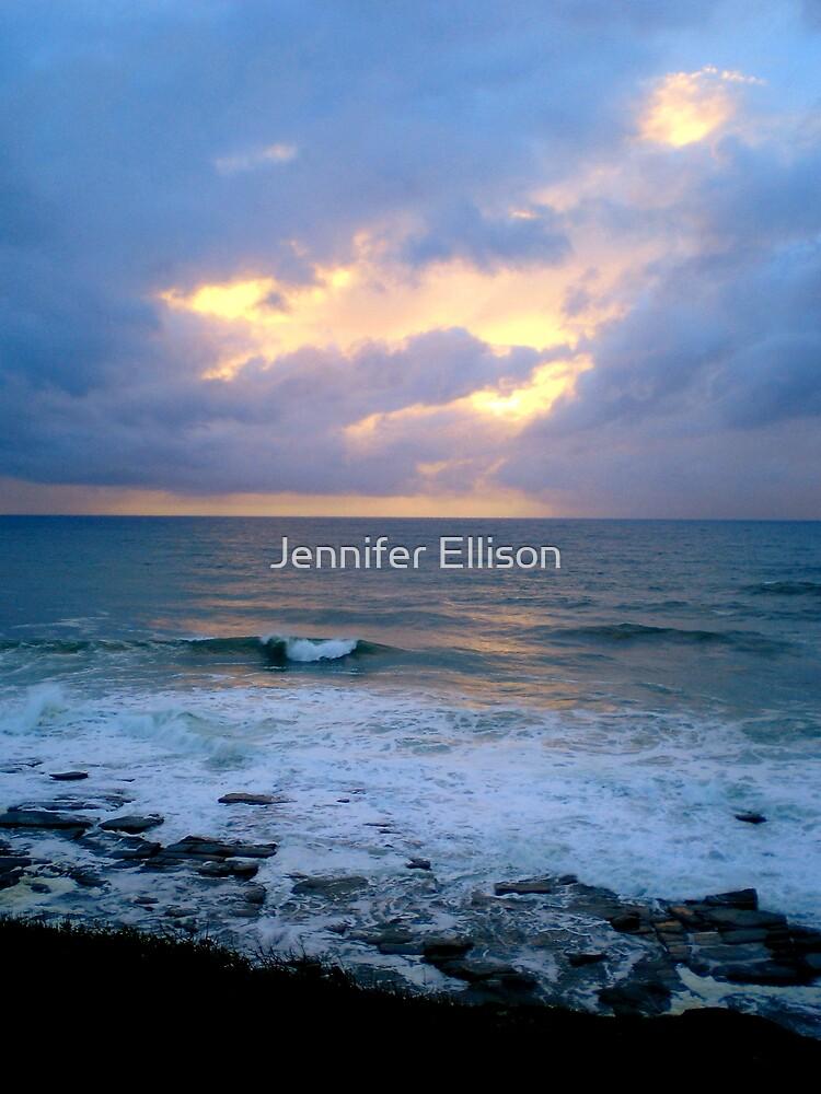 Embrace the Dawn by Jennifer Ellison