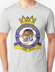 439 (Linlithgow) Squadron (White) T-Shirt