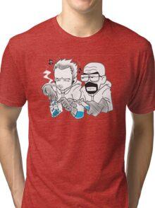Breaking Bad Manga Version Tri-blend T-Shirt
