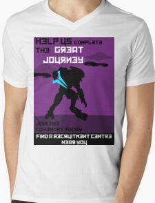 Join the Covenant today Mens V-Neck T-Shirt
