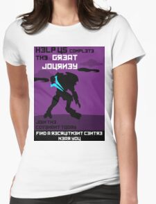 Join the Covenant today Womens Fitted T-Shirt