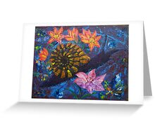 Alchemy Dream #4 Greeting Card