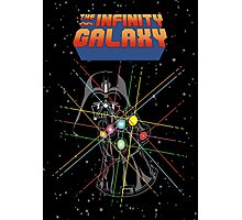 Infinity Galaxy Photographic Print