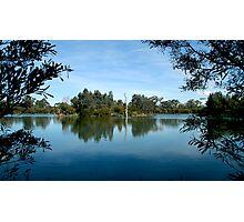 Laratinga Wetlands Mount Barker Photographic Print