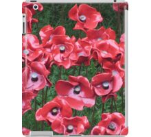 The Poppies (all individual)  iPad Case/Skin