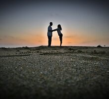 You put my life in focus now that I'm with you by Melissa  Carroll