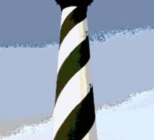 Cape Hatteras Lighthouse Sticker