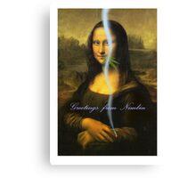 Nimbin Mona Canvas Print